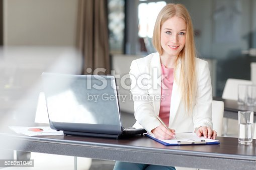istock Making notes 528281046