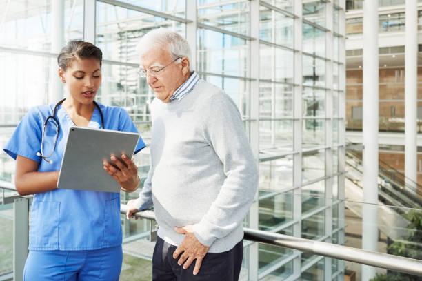 Patientenberater einfacher machen mit intelligenter Technologie – Foto