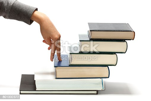 istock Making progress in education 801332372