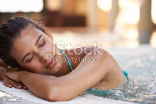istock Making room for some me-time 504366873