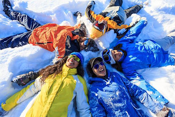 Making snow angels with friends picture id610760290?b=1&k=6&m=610760290&s=612x612&w=0&h=ucoq5fpjf2ezzgec05jenvuk9r5rryjzbisehxryix4=