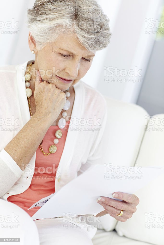 Making sure she doesn't miss a thing royalty-free stock photo