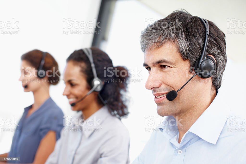 Making sure your IT life runs smoothly royalty-free stock photo