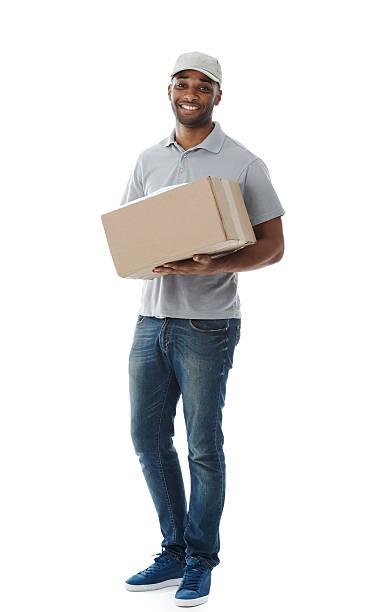 Achte darauf, dass dein Paket eintrifft auf Zeit – Foto