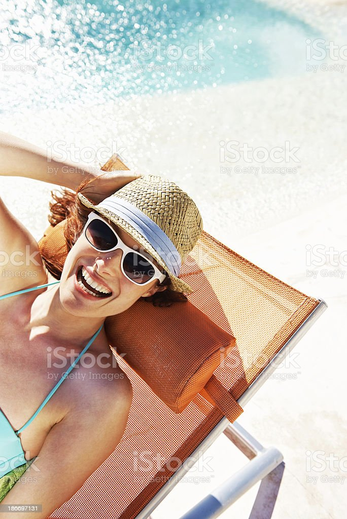 Making the most of summer royalty-free stock photo