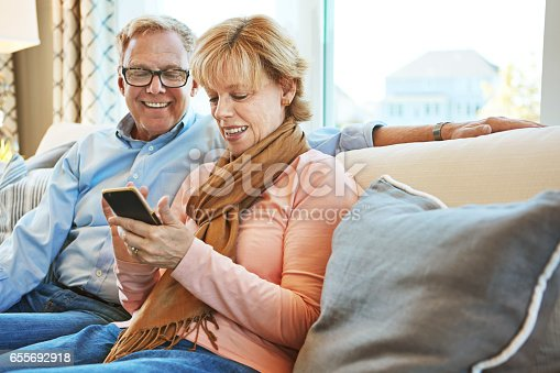 istock Making their retirement a smart one 655692918
