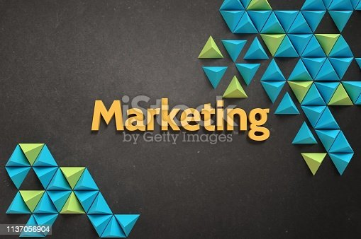 istock Making things move!, Marketing 1137056904