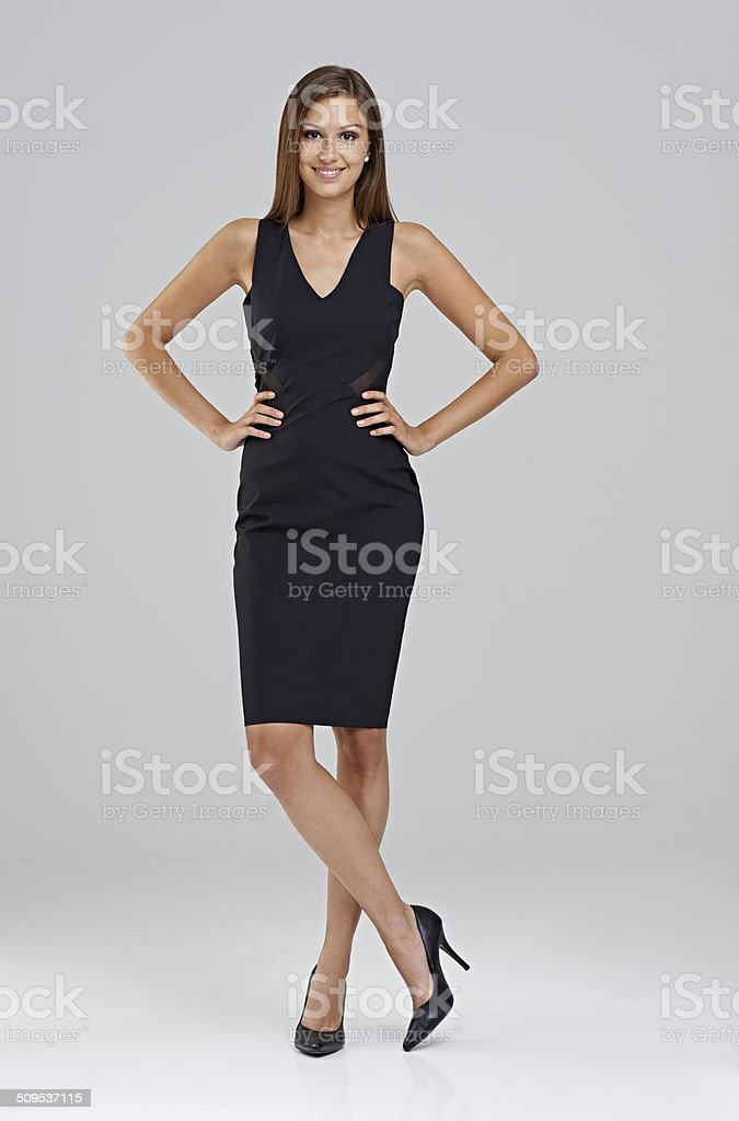 Making this look easy stock photo