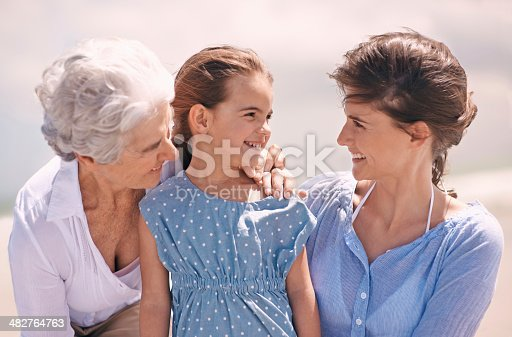istock Making time for family 482764763
