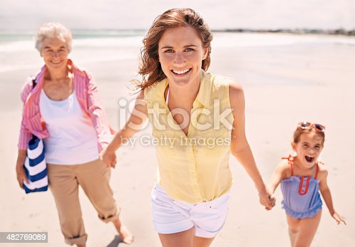 istock Making time for family 482769089