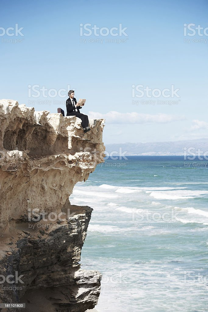 Making time for what's truly important royalty-free stock photo