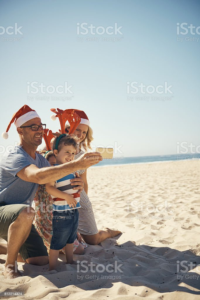 Making timeless memories stock photo
