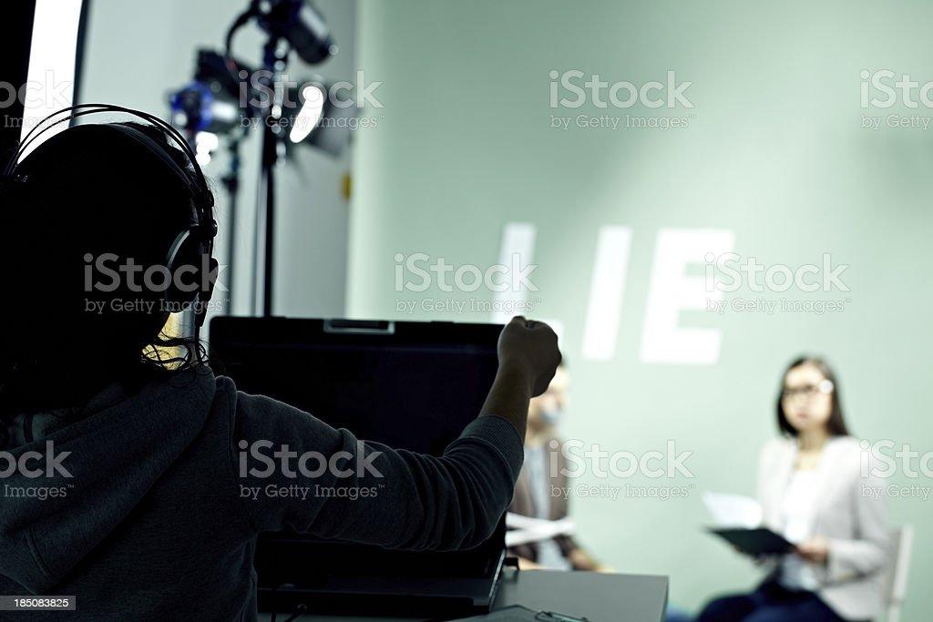 Der TV show – Foto