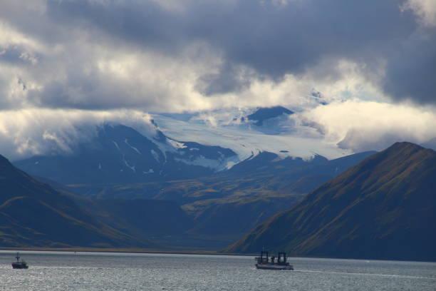 Makushin Vulkan - Unalaska Insel – Foto