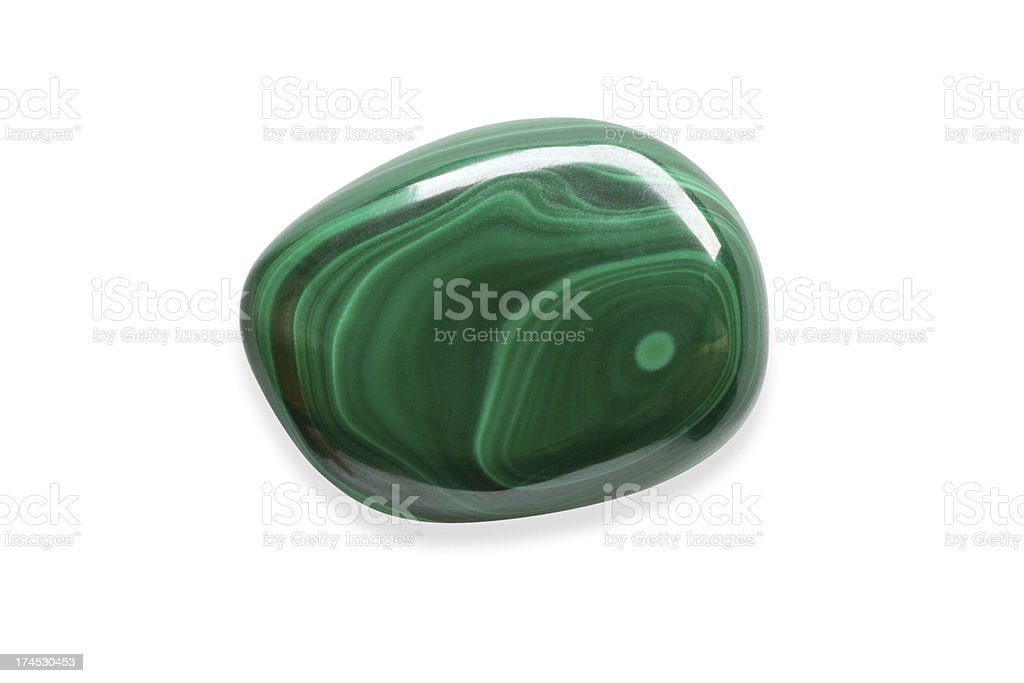 Malachite royalty-free stock photo