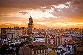 istock Malaga city 157586726