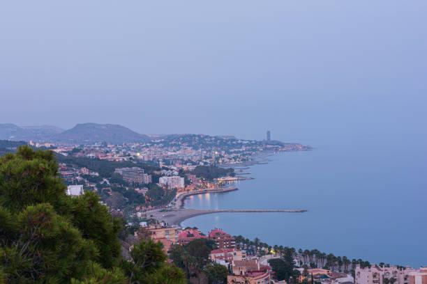 Málaga - foto de stock