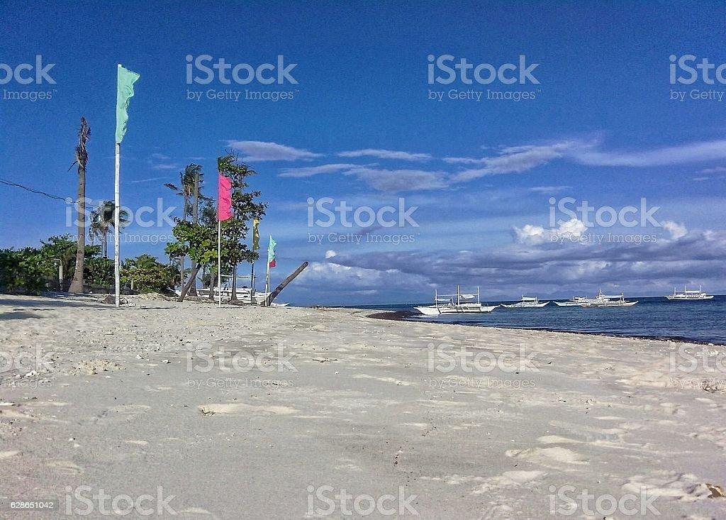 Malapascua stock photo