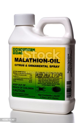 927641110 istock photo Malathion-Oil Citrus & Ornamental Spray canister 458616361
