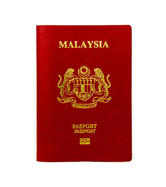Malaysia citizen international passport Malaysia citizen international passport pasport malaysia stock pictures, royalty-free photos & images
