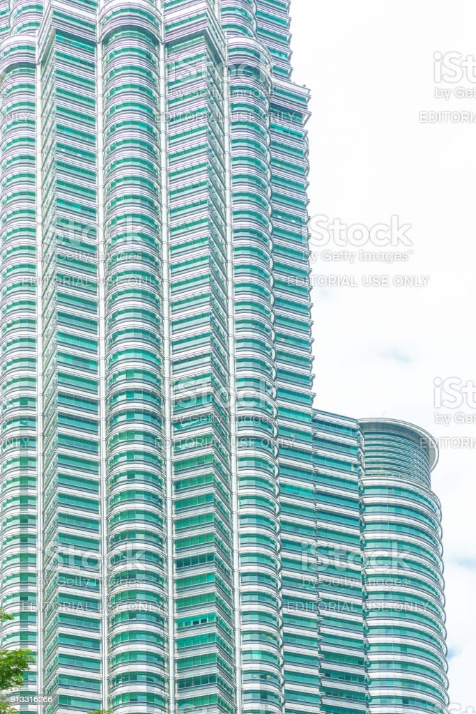 Malaysia Kuala Lumpur 2017 December 07 Windows Of Petronas