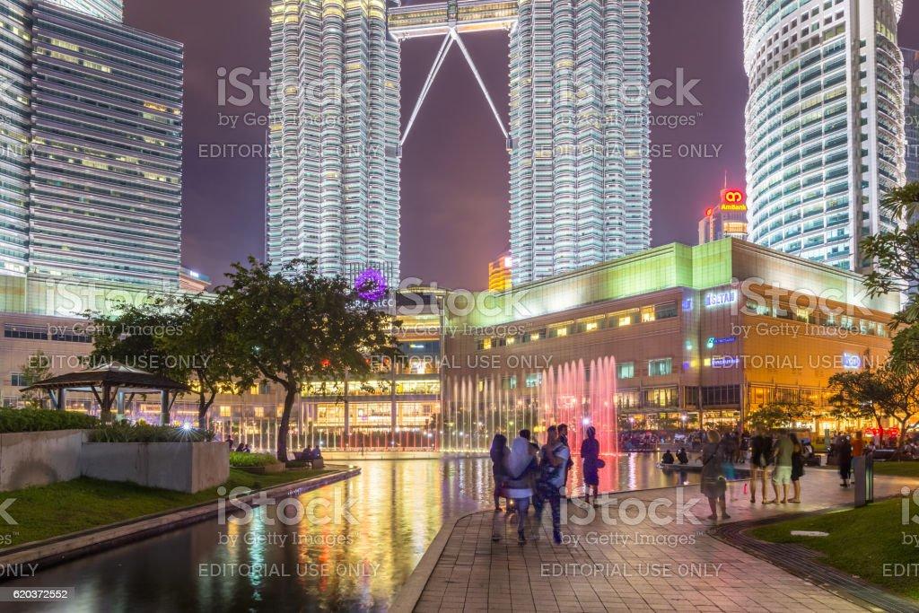 Malaysia Night zbiór zdjęć royalty-free