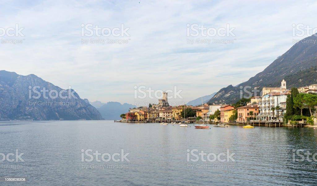 Malcesine am Gardasee – Foto