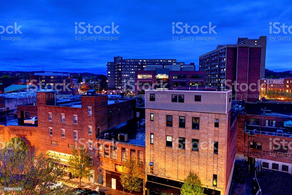 Malden, Massachusetts stock photo