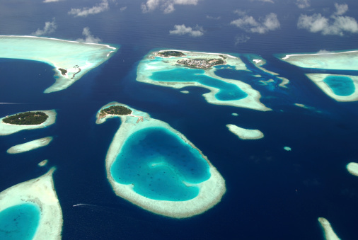 Maldives Stock Photo - Download Image Now