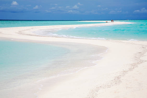 Atoll, Malediven, Rasdhoo Kuramathi Island – Foto