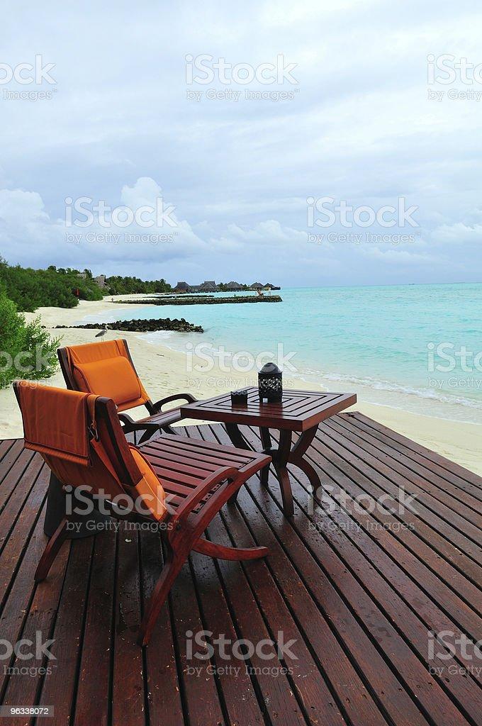 Raj w Malediwy, witamy! - Zbiór zdjęć royalty-free (Atol)