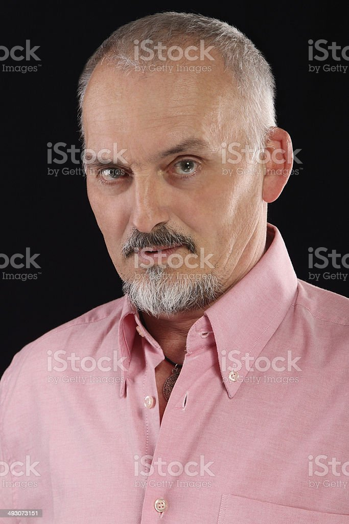 Male 50-60 Years stock photo