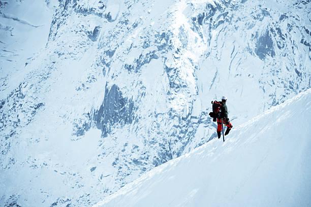 Male adventurer walking on snow mountain xlarge picture id157681953?b=1&k=6&m=157681953&s=612x612&w=0&h=lmww0t j6ig6egipqusixmfzbkjbtkyadtibtdxwfqq=