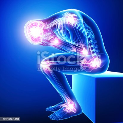 istock male all joints pain in blue 462459055