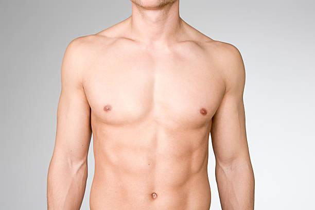 cuerpo macho - torso fotografías e imágenes de stock