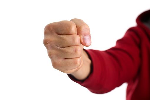 Male fisting male