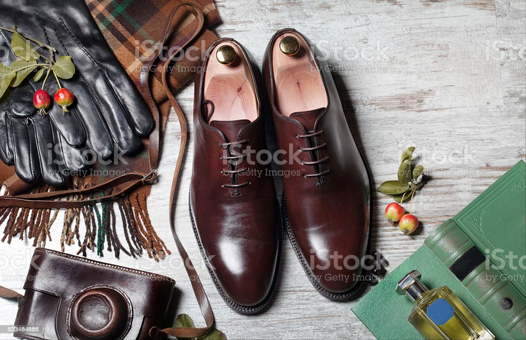 Male Clothing  Accessories  male brogue shoes