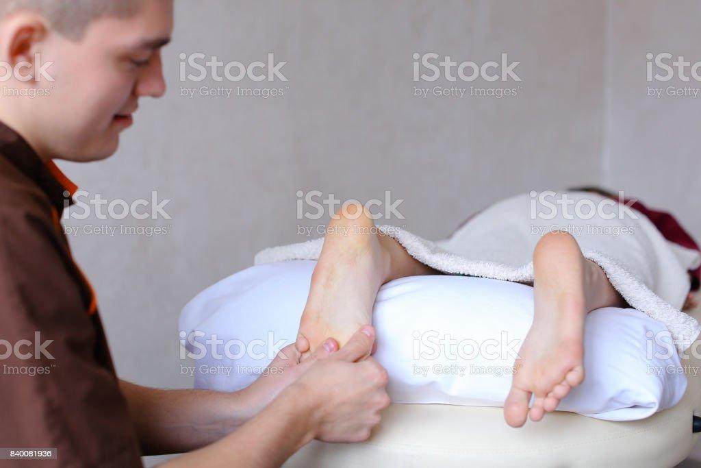 Sexe avec massothrapeute
