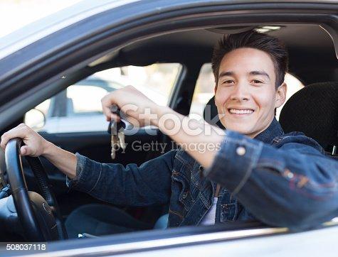 istock Male driver 508037118