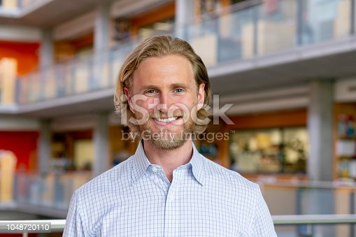 istock Male Entrepreneur Portrait 1048720110
