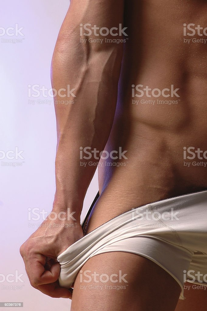 male forearm royalty-free stock photo