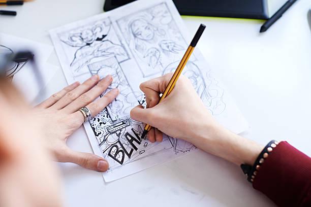 Male hands drawing the comics picture id615726844?b=1&k=6&m=615726844&s=612x612&w=0&h=wsbb7njlijejzkwbpx8tv0ymvd7sheq  ihh8rmh mo=