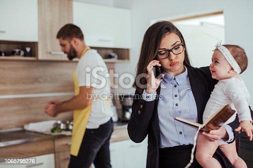 Male housewife