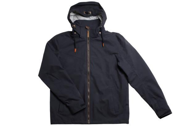 Male jacket stock photo