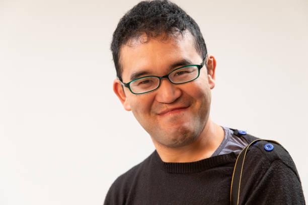 manliga japanska profilbild - profile photo bildbanksfoton och bilder