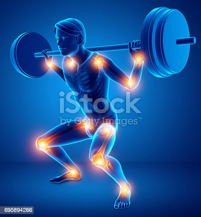 istock Male Joint Pain 695894266