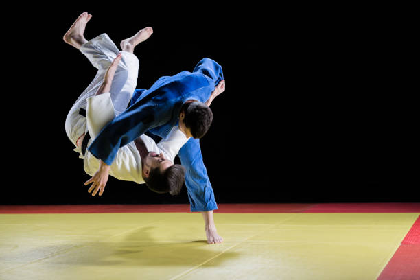 13 336 Judo Stock Photos Pictures Royalty Free Images Istock