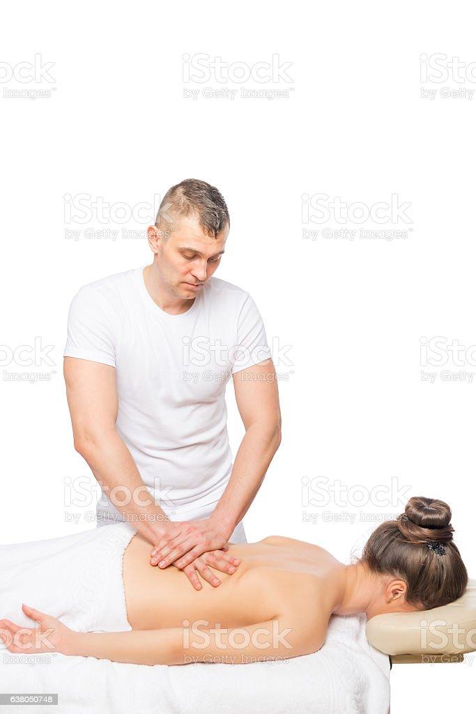 Мэдисон счастливый массажист 13
