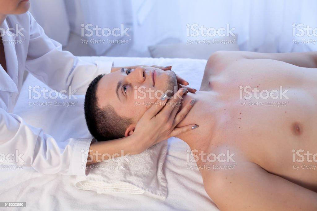 Massage sexe masculin