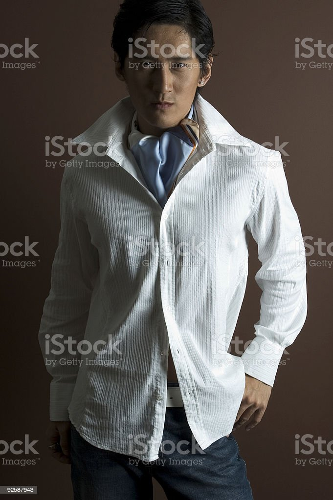 Male Model 14 royalty-free stock photo